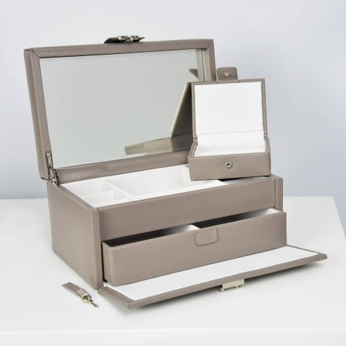 71043 Dulwich Designs Mayfair Large Jewellery Box Mink